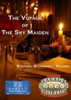 The Voyage Of The Sky Maiden