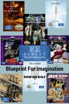 Blueprints for Imagination [BUNDLE]