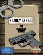 Blueprint for Imagination: Family Affair