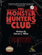 The Monster Hunters Club