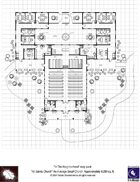 Modern Floorplans: Neighborhood Church
