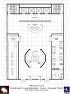 Modern Floorplans: High-Rise Building