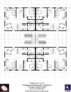 Modern Floorplans: Apartment Complex