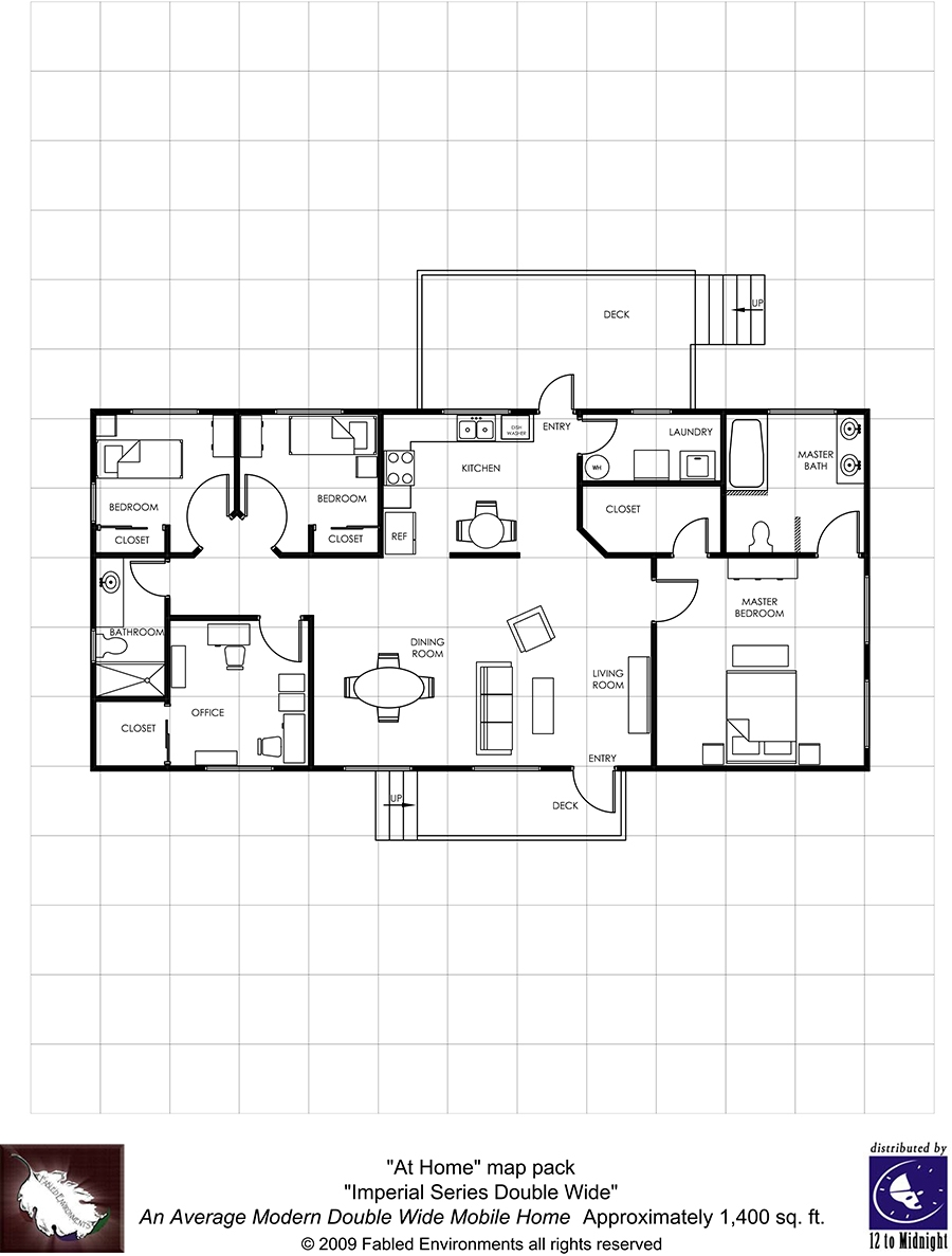 Modern Floorplans Mobile Homes Fabled Environments