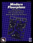 Modern Floorplans: Adnap Memorial Gardens