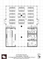 Modern Floorplans: Summer Camp