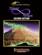 Neverwhen - Second Edition