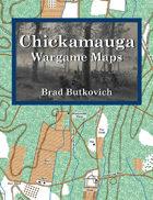 Chickamauga Wargame Maps