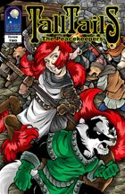 TALL TAILS:The Peacekeepers #2