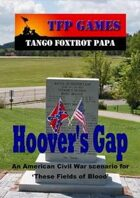 Hoovers Gap: An ACW battle study and scenario