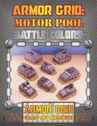 Armor Grid: Motor Pool - Battle Colors