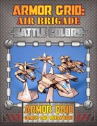 Armor Grid: Air Brigade - Battle Colors