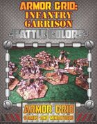 Armor Grid: Infantry Garrison - Battle Colors