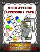 Mech Attack Accessory Pack