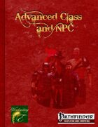 Advanced Class and NPC