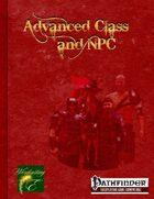 Advanced Class and NPC