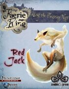 The Faerie Ring: Along the Twisting Way #2—Red Jack (PFRPG)