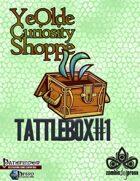 Tattlebox #1 (PFRPG)