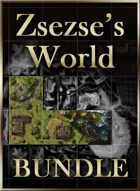 Zsezse-s World [BUNDLE]