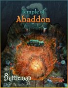 Battlemap - Temple of Abaddon