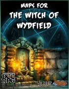 Maps for The Witch of Wydfield