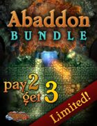 Limited offer - Abaddon [BUNDLE]