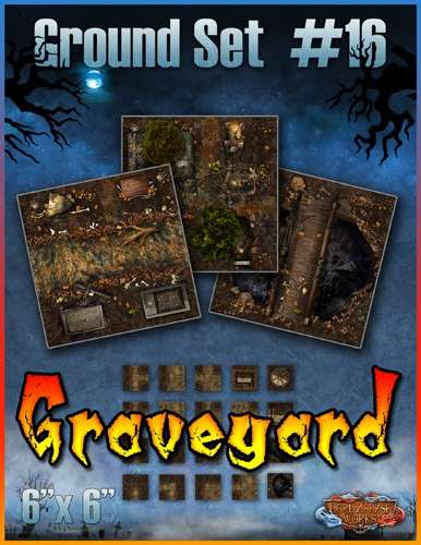 ground set 16 - Graveyard