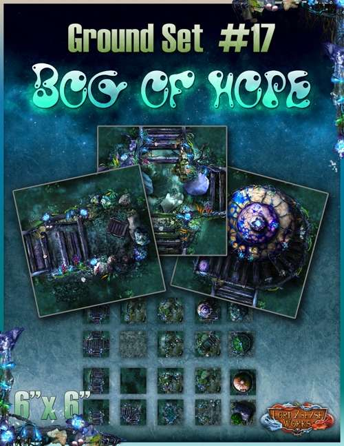 ground set 17 - Bog of hope