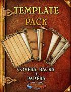 Template Pack #3 Desert