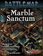 Battlemap - The Marble Sanctum