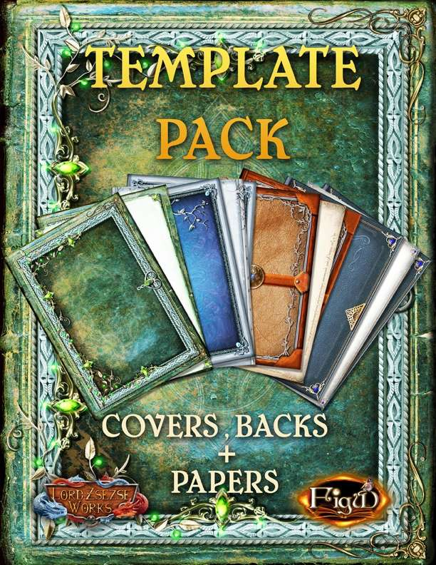 Template Pack #6 Elves
