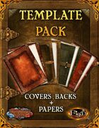Template Pack #7 From the Lost Library