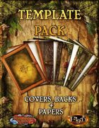 Template Pack #21 Wood