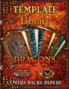 Template Pack #24 Dragons