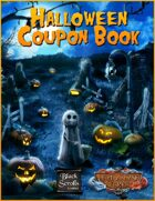 Halloween Coupon Book