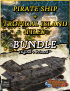 PIRATE pack (Digital + Card Tiles) [BUNDLE]