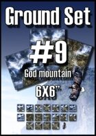 Ground Set #9 - God mountain