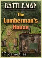 Battlemap - The Lumberman's House