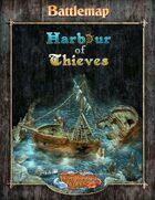 Battlemap - Harbour of thieves