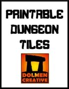 Dungeon Tiles: Door Tiles