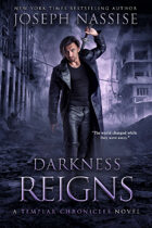 Darkness Reigns (Templar Chronicles #7)