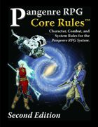 Pangenre RPG Core Rules - Second Edition