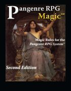 Pangenre RPG Magic - Second Edition