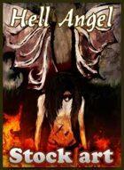 Hell Angel - Stock Art