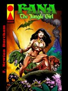 Fana The Jungle Girl - Curse of the Golden Lion