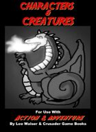 Characters & Creatures