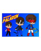 The Mighty Paladin #1