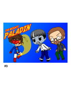The Mighty Paladin #3