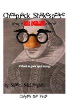 Cheapjack Shakespeare Chapter 1