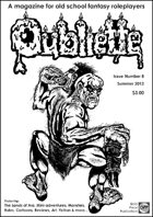 OUBLIETTE Issue 8